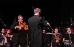 Harberg – Viola Concerto